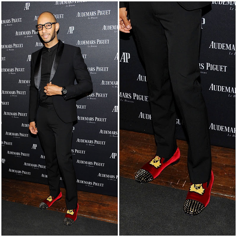 Hot Mess Of The Week Swizz Beats In Christian Louboutin S Intern